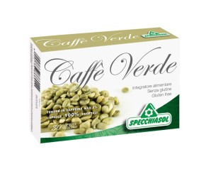 Specchiasol Caffè Verde Integratore Alimentare 30 Capsule