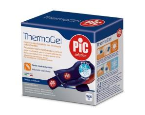 Pic Thermogel Medicazioni Caldo Freddo con Fascia Elastica 10x26 cm