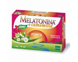 Sofar  Sonno e Relax Melatonina Forte Integratore Alimentare 10 Compresse
