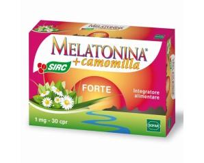 Sofar  Sonno e Relax Melatonina Forte Integratore Alimentare 30 Compresse