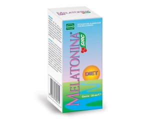 Sofar  Sonno e Relax Melatonina Diet Integratore Alimentare Gocce 20 ml