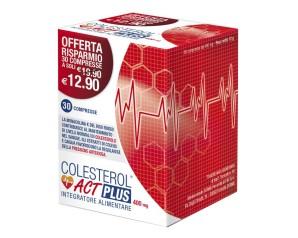 F&F Colesterol Act Plus Integratore Alimentare 30 compresse