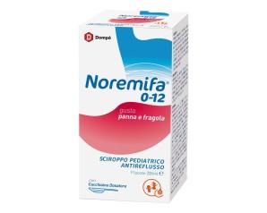 Bracco  Benessere Stomaco Noremifa 0-12 Sciroppo Antireflusso 200 ml