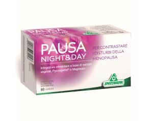 Specchiasol Pausa Night & Day Integratore alimentare 80 Capsule