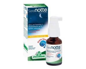 Specchiasol Serenotte Spray Orale New 15 ml