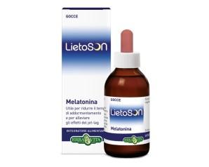 Erba Vita Group Lietoson Melatonina Gocce 30 Ml