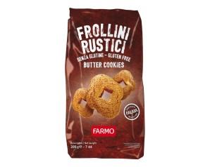 FARMO Frollini Rustici S/G200g