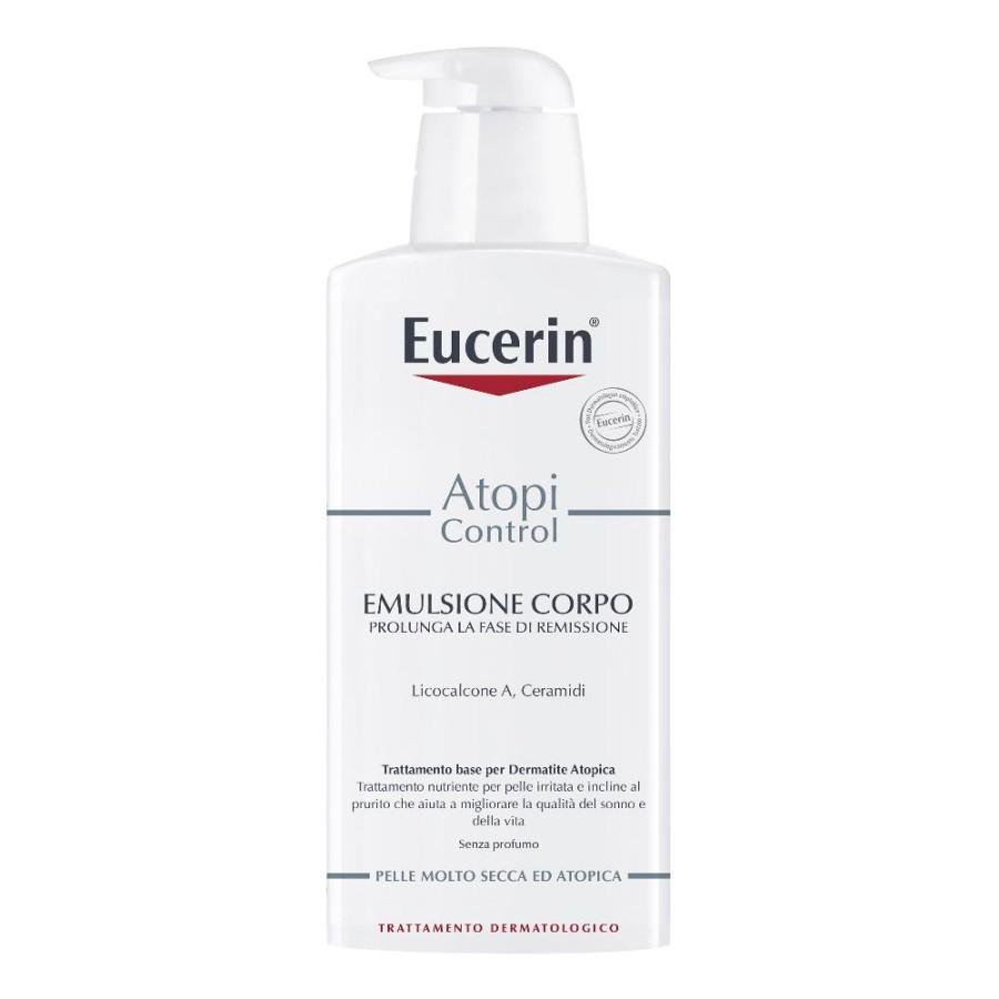 Eucerin AtopiControl Emulsione Lenitiva Corpo Pelli Atopiche 400 ml