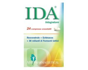 ABI Pharmaceutical  Intestino IDA Flora Intestinale 24 Compresse Orosolub.