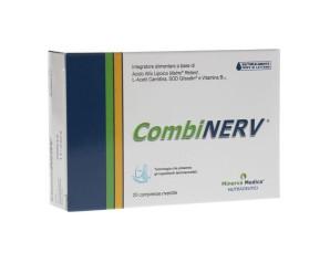 Minerva Medica Combinerv 20 Compresse