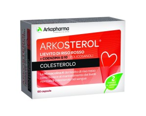 Arkofarm Arkosterol Q10 60 Capsule