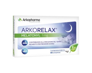 Arkorelax Melatonyl 1mg 60 Compresse