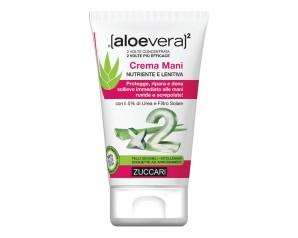 Zuccari Aloevera2 Crema Mani Nutriente E Lenitiva 50 ml