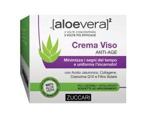 Zuccari Aloevera2 Crema Viso Anti-age