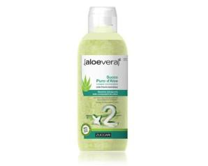Zuccari  aloevera2 Aloe Vera Puro Succo Doppia Concentrazione 1000 ml