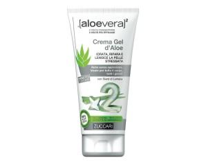 Zuccari Aloevera2 Crema Gel D'Aloe Pelli Sensibili 150 ml