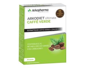 Arkocapsule  Controllo del Peso Caffè Verde 800 Integratore 30 Capsule