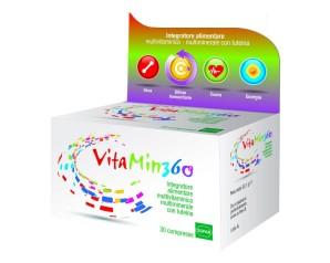 Sofar Vitamin 360 Multivitaminico Multiminerale 70 Compresse Astuccio 93,10 G