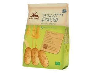 ALCE Bisc.Farro Baby Food Bio