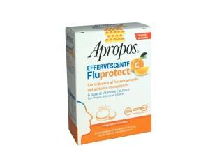 Apropos  Difese Immunitarie Fluprotect 20 Compresse Effervescenti