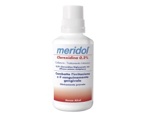 meridol Collutorio Clorexidina 0,20% Igiene Dentale  300 ml