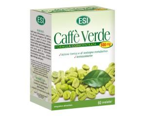 Esi  Controllo del Peso Caffè Verde Formula Concentrata 60 Ovalette