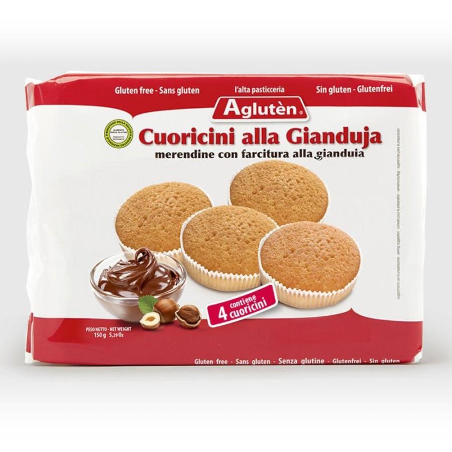 Nove Alpi Agluten Cuoricini Gianduja 150 G