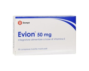 Bracco Evion 30 Compresse Rivestite Masticabili
