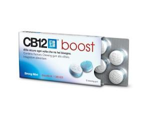 Chefaro CB12 Boost 10 Chewing-Gum 20 g