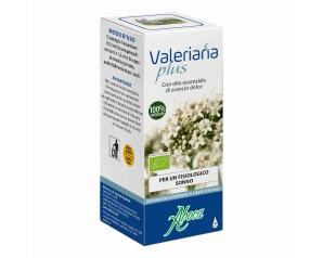 Aboca Valeriana Plus Soluzione Gocce Integratore Alimentare 30 ml