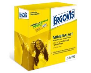 Eg Ergovis Mineralvit 20 Buste Orosolubili 30 G
