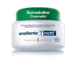 Somatoline Donna Snellente Intensivo 7 Notti Trattamento Drenante 400ml