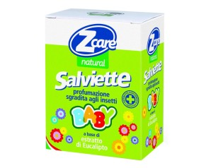 Bouty Z Care Natural Baby Salviette 10 Pezzi