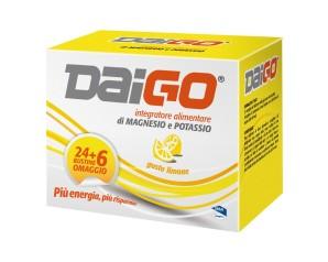 Bouty Daigo Limone 24 + 6 Bustine Omaggio 240 G