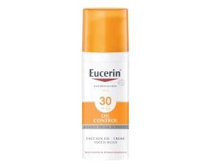 Eucerin Crema Solare Oil Control SFP30 Pelle Grassa 50 ml
