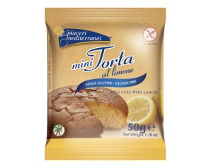 Eurospital Piaceri Mediterranei Mini Torta Limone 375 G