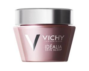 Vichy Idealia Illuminante Balsamo Notte Gel Rigenerante Levigante 50 ml