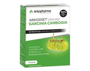 Arkocapsule  Controllo del Peso Garcinia Integratore Alimentare 45 Capsule