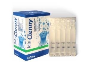 Ialu Clenny Soluzione Sterile Per Nebulizzazione e Instillazione 15 Flaconi 5ml