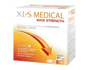 XLS Medical  Controllo del Peso Max Strenght Integratore 120 Compresse
