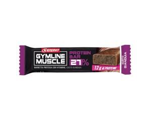 Enervit Gymline Muscle Protein 27% Barretta Proteica Gusto Gianduia 45 gr