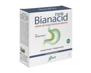 Aboca neo Bianacid Integratore Alimentare  Apparato Gastroenterico 20 Buste