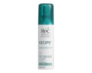 RoC Keops Deodorante Spray Fresco Vaporizzatore No Gas 100 ml
