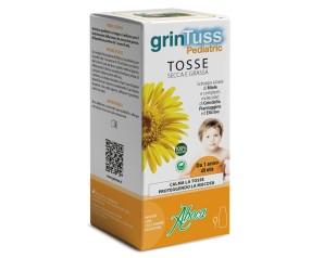 Aboca Grintuss Pediatric Sciroppo Con Poliresin Tosse Secca E Grassa 180 g