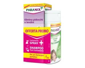 PARANIX PROMO Spray+Shampoo