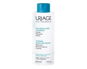 Uriage Acqua Detergente Pelle Normale a Secco Flacone 500 ml