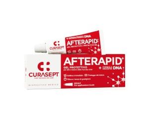Curaden  Dispositivi Medici Buccagel Afte Rapid Gel Orale Lenitivo 15 ml