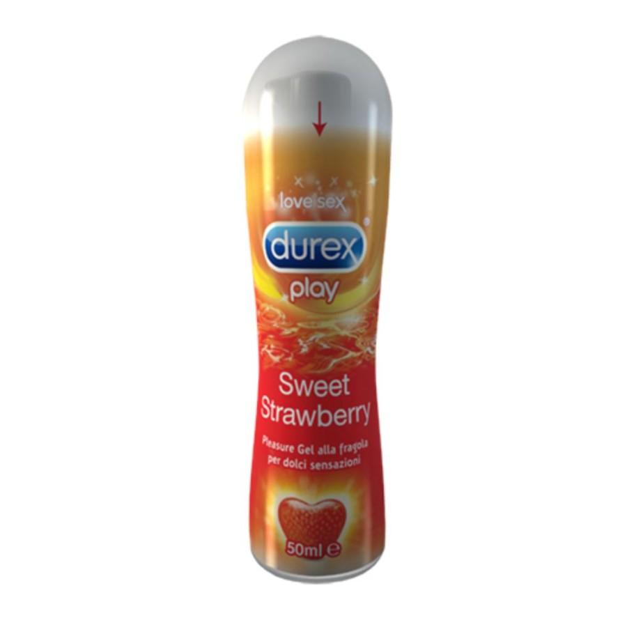 Durex Play Gel Sweet Strawberry 50 ml