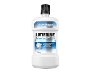 Listerine  Igiene Orale Quortidiana Advanced White Colluttorio 250 ml