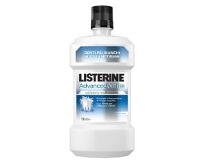 Listerine Igiene Orale Quotidiana Advanced White Colluttorio 500 ml